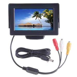 """Monitor LCD na stopce 4,3"""""""